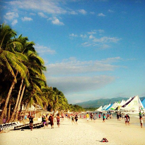 Boracay Island, I've been wanting to visit... Soon...
