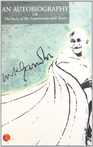 Sunil picked up The Story Of My Experiments With Truth: An Autobiography of Mahatma Gandhi