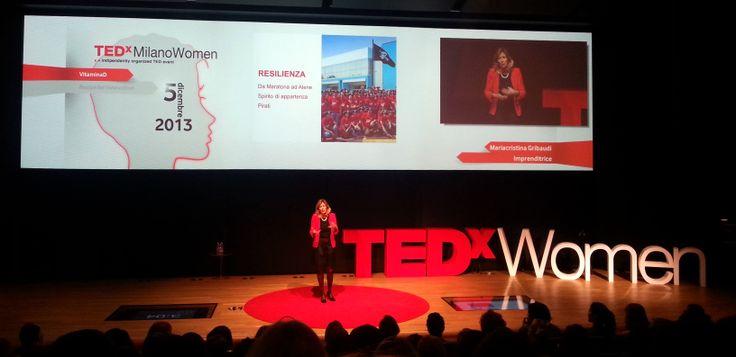 Mariacristina Gribaudi, Amministratore Unico di #Keyline S.p.A, live da #TEDx Milano #Women  Mariacristina Gribaudi, Keyline S.p.A. Chairwoman, live from #TEDxWomen for #TEDx