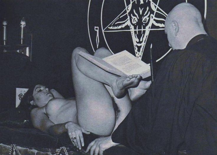 Sex, Rocket Science, And Satanism