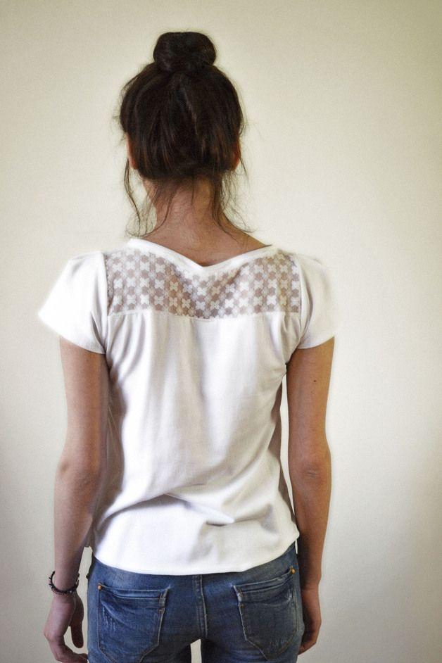 ber ideen zu spitzen t shirt auf pinterest. Black Bedroom Furniture Sets. Home Design Ideas