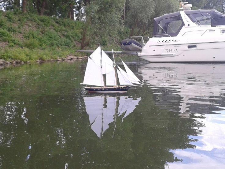 RC-Modellbau-Schiffe Forum | Segelschiffe | Valdivia - Vanadis Baubericht