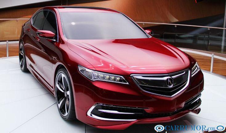 2019 Acura TLX Type S Release Date, Design, Engine and Price Rumor - Car Rumor