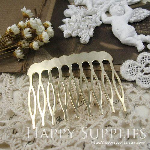 4pcs Nickel Free High Quality Real Gold Plated by happysupplies $3.80