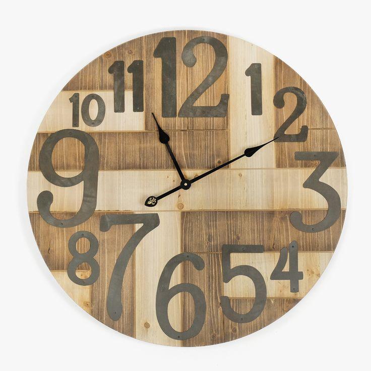 Relógio Números 71 x 71 cm | referência 74070193 | A Loja do Gato Preto | #alojadogatopreto | #shoponline