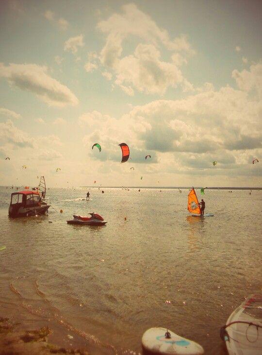 Hel Poland Kite