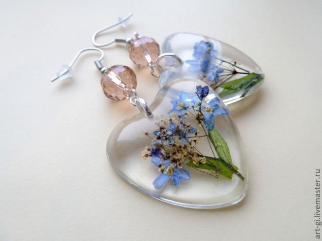 Szárítsa meg a virágok (Két egyszerű módja) - Masters Fair - kézzel készített, kézzel készített