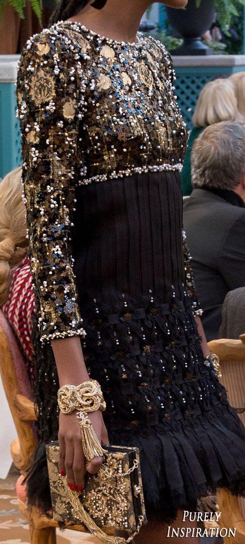 Chanel Pre-Fall 2017 Women's Fashion RTW | Purely Inspiration