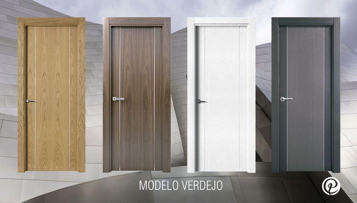 Modelo Verdejo | Serie Costa Marfil | Puertas de madera | Puertas Castalla
