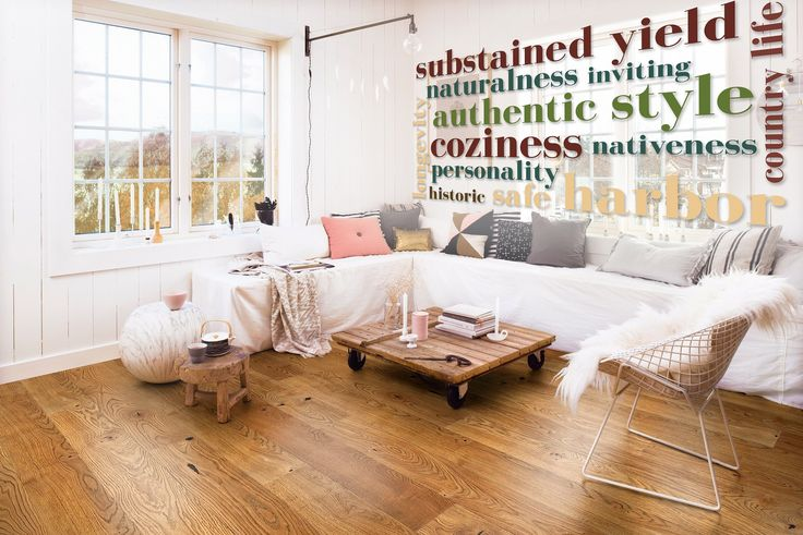 substained, yield, naturalness, inviting, country life, coziness, authentic style, nativeness, personality, history