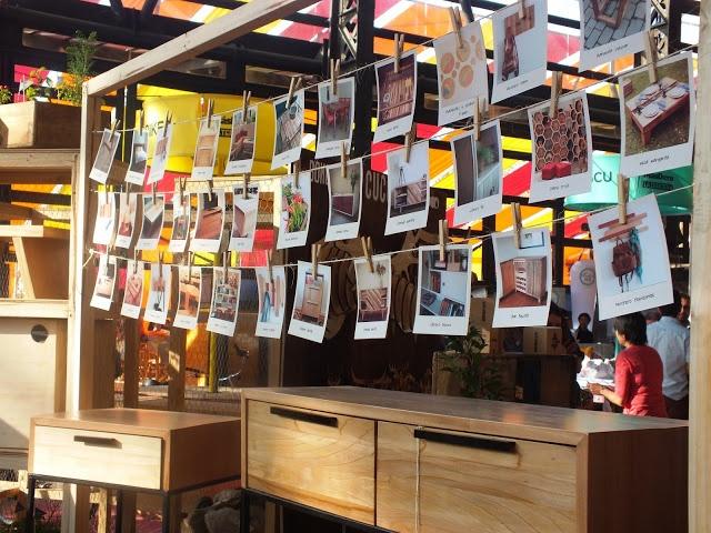 Feria Mas Deco Market del La Tercera! en Estación Mapocho de Santiago, Chile. Eventos #ModaPty -11 mayo 2013-
