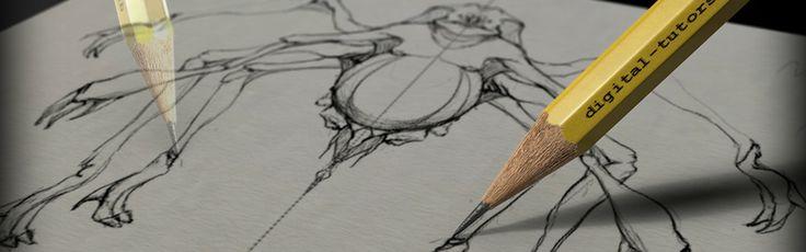 SketchBook Tutorials > Introduction to SketchBook Pro 6 Tutorial > Digital-Tutors