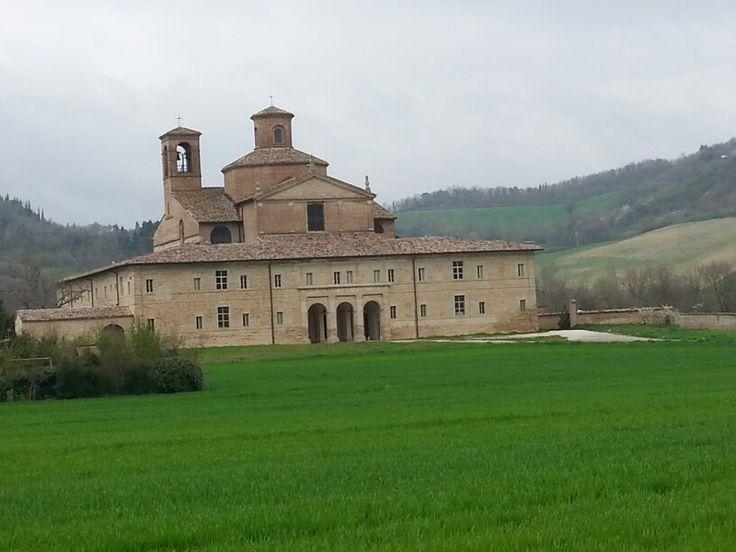 Urbania Chiesa Convento di San Giovanni Battista.