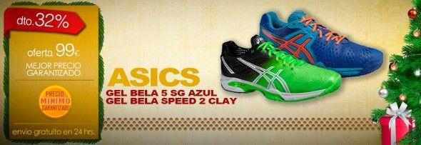 Ofertas Padel Zapatillas Asics