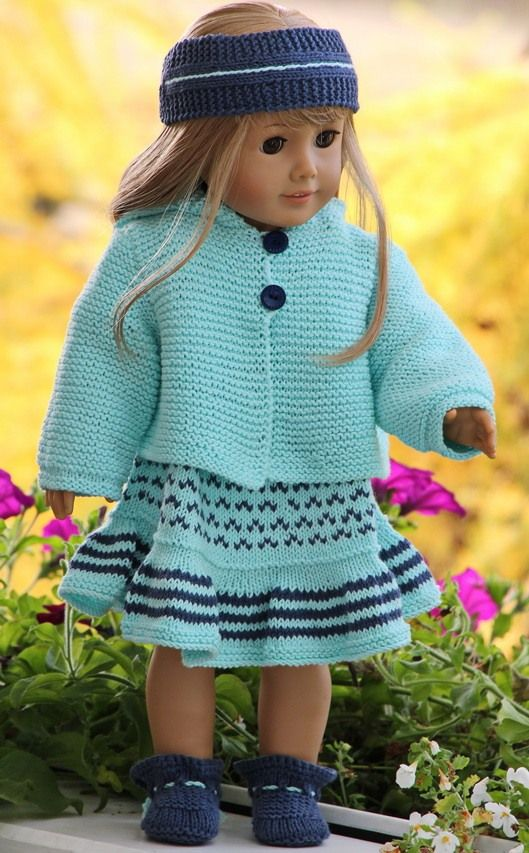 1000+ ideas about Knitted Doll Patterns on Pinterest ...