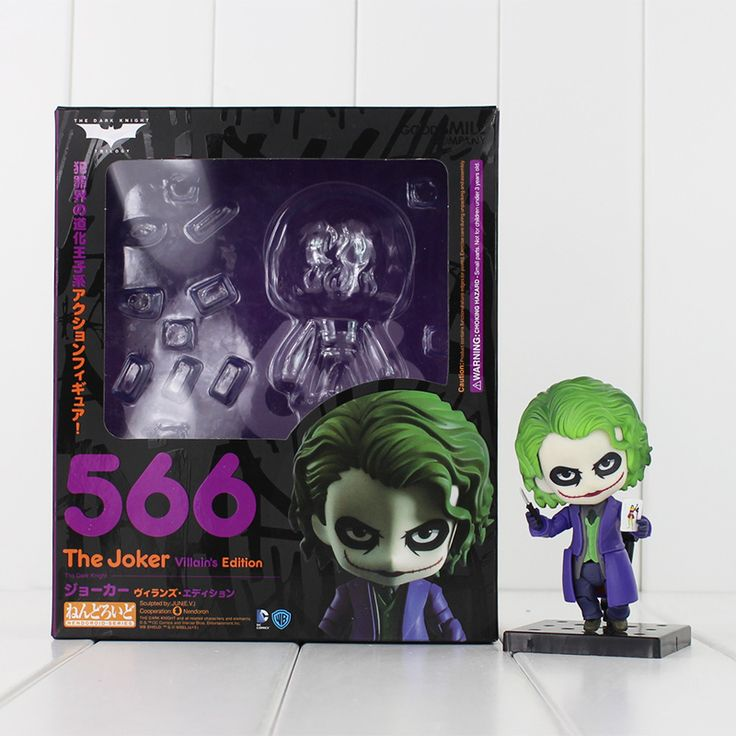 Batman The Dark Knight Joker Painted Action Figure //Price: $27.88 & FREE Shipping //     #actionfigure