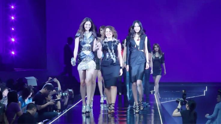 Swarovski Sparkling Secrets Fashion Show