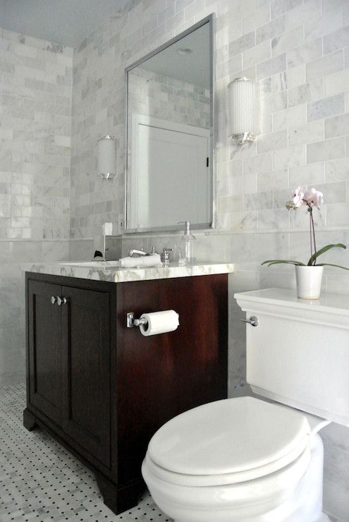 full height bathroom cabinet 142 best images about home bath marble wainscotting 15662
