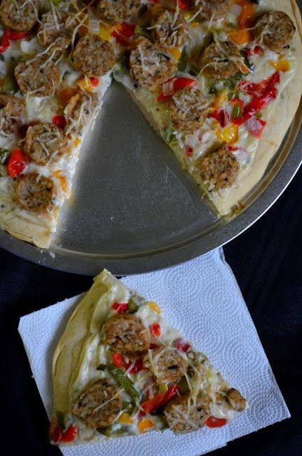 Boudin Pizza