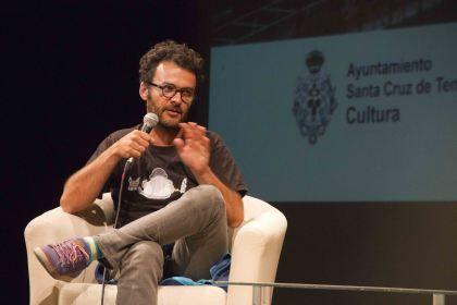 José Víctor Fuentes/Zac73dragon: 'Soy más lo que aparece en mis pelis que lo que parezco en persona' (crónica)