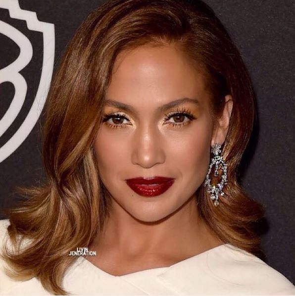 J.Lo Gorgeous Makeup