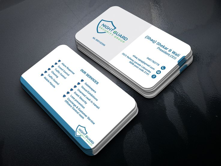 Business Card Features Easy Customizable And Editable With Bleed Settings 300 DPI CMYK Print Ready Layered Fully