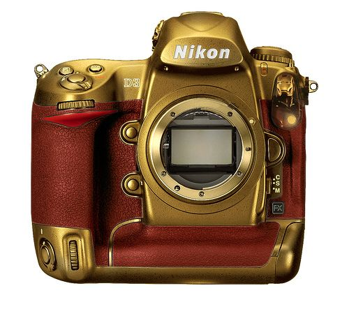 how cool: Camera, Stuff, Nikon D3, Nikon Camera, Vintage Cameras, Camera, D3 Maroon Gold