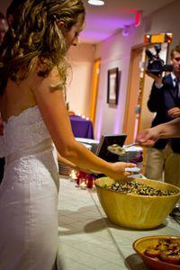 Creating a vegan wedding menu  ( not that it has to be vegan....)