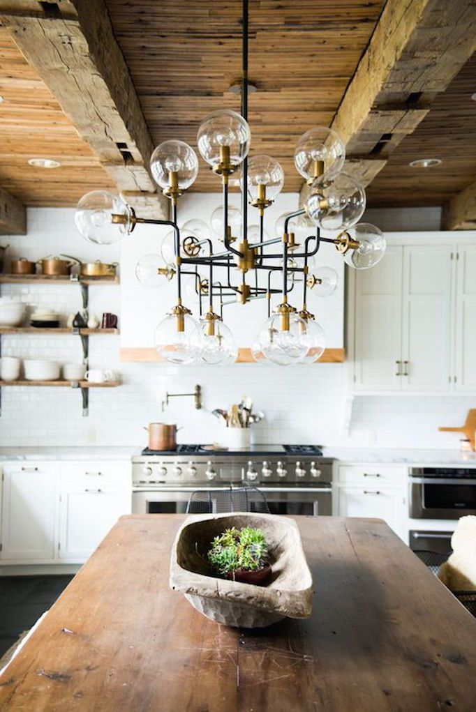 Best 25+ Rustic modern ideas on Pinterest Country style homes - rustic modern kitchen