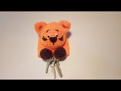 Amigurumi Tutorial Animali : Best crochet portachiavi images amigurumi