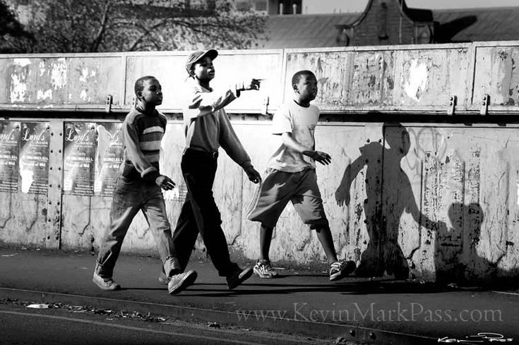 The boy's are back in town - shot in Johannesburg