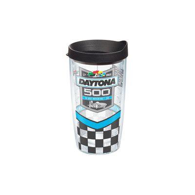 Tervis Tumbler Nascar Daytona 500 2015 16 Oz. Tumbler