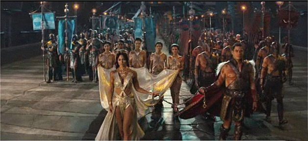 Lynn Collins Interview ~ Dejah Thoris in the John Carter Film