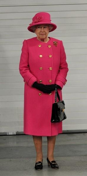 Queen Elizabeth II Photo - Queen Visits Bristol - Bailey Caravans  That's the kind Stacey, Jeff, Jodie and I have!