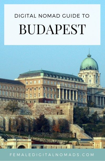 Planning on making Budapest, Hungary your home base? Check out this digital nomad guide, full of where to stay, work, eat, and more.