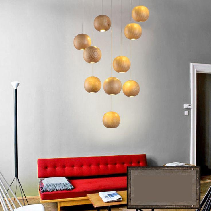 best 25 pendelleuchte holz ideas on pinterest vorhang. Black Bedroom Furniture Sets. Home Design Ideas