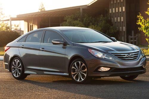 2014 Hyundai Sonata Limited Sedan Exterior - definitely my next car!