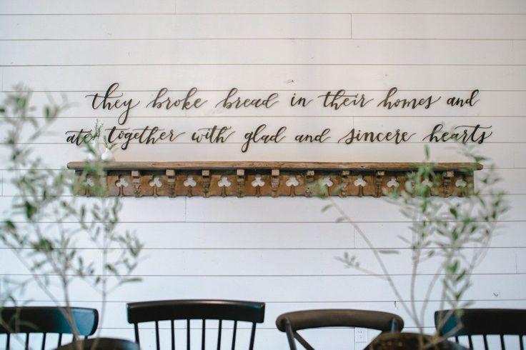 The Barndominium | Season 3 | Fixer Upper | Magnolia Market | Dining Room | Chip & Joanna Gaines | Waco, TX