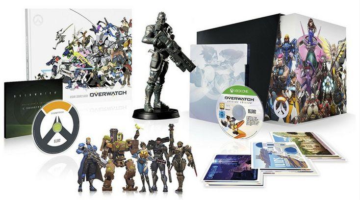 [Angebot Import]  Overwatch  Collectors Edition Xbox One für etwa 55