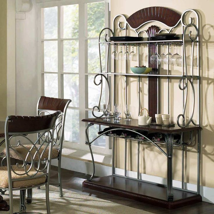 best 25 industrial bakers racks ideas only on pinterest