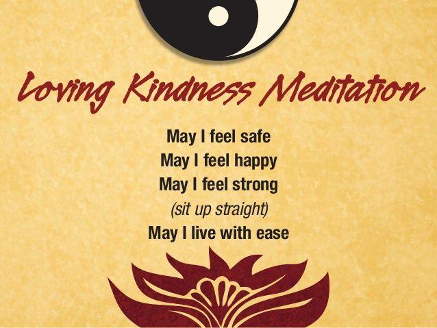Image result for loving kindness meditation