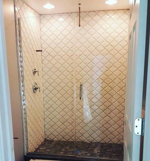 Arabesque Carrara Gris Gloss Ceramic Wall Tile | Your # ...