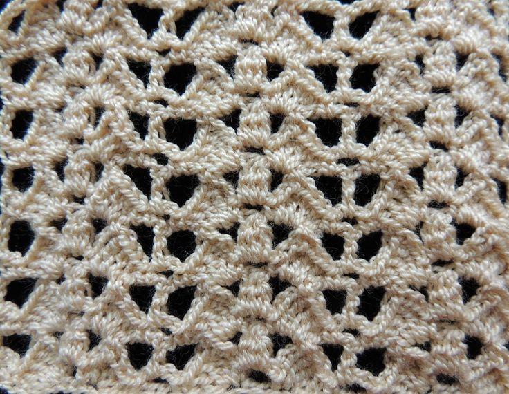 Crochet : Punto Fantasia #4/ with english subtitles