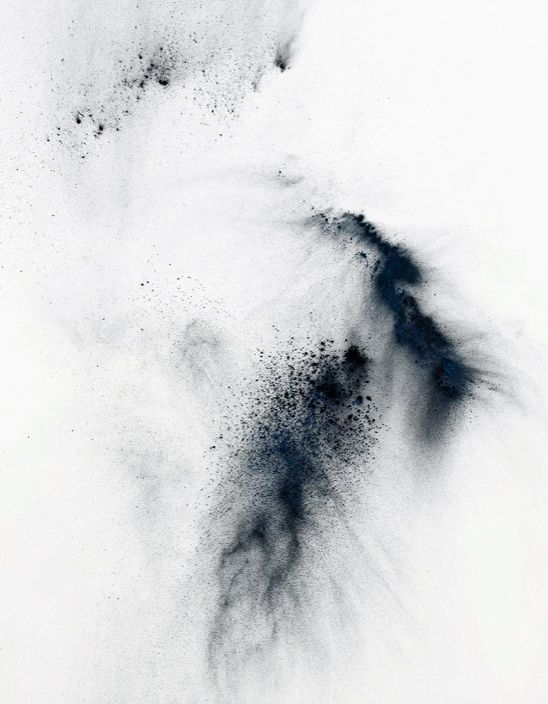 Thilo Heinzmann | O.T. (detail), 2013 | oil + pigment on canvas