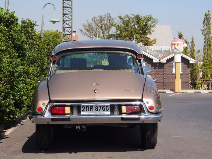 1970 Citroen DS 21 Pallas