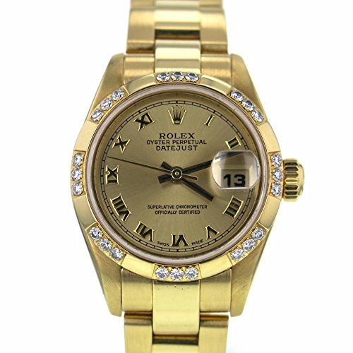 Rolex Datejust swiss-automatic womens Watch 79138 (Certified Pre-owned) * Want a...