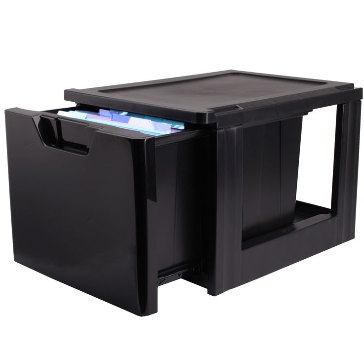 Premier Stacking File Storage Drawer