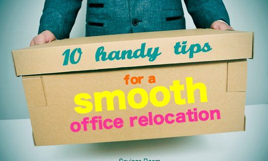 10 handy tips for a smooth office relocation