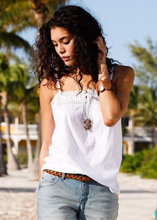 61155859bc Promoção Blusas femininas de verão Bonprix com Frete Grátis ...
