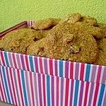 Owsiane ciastka bez mąki